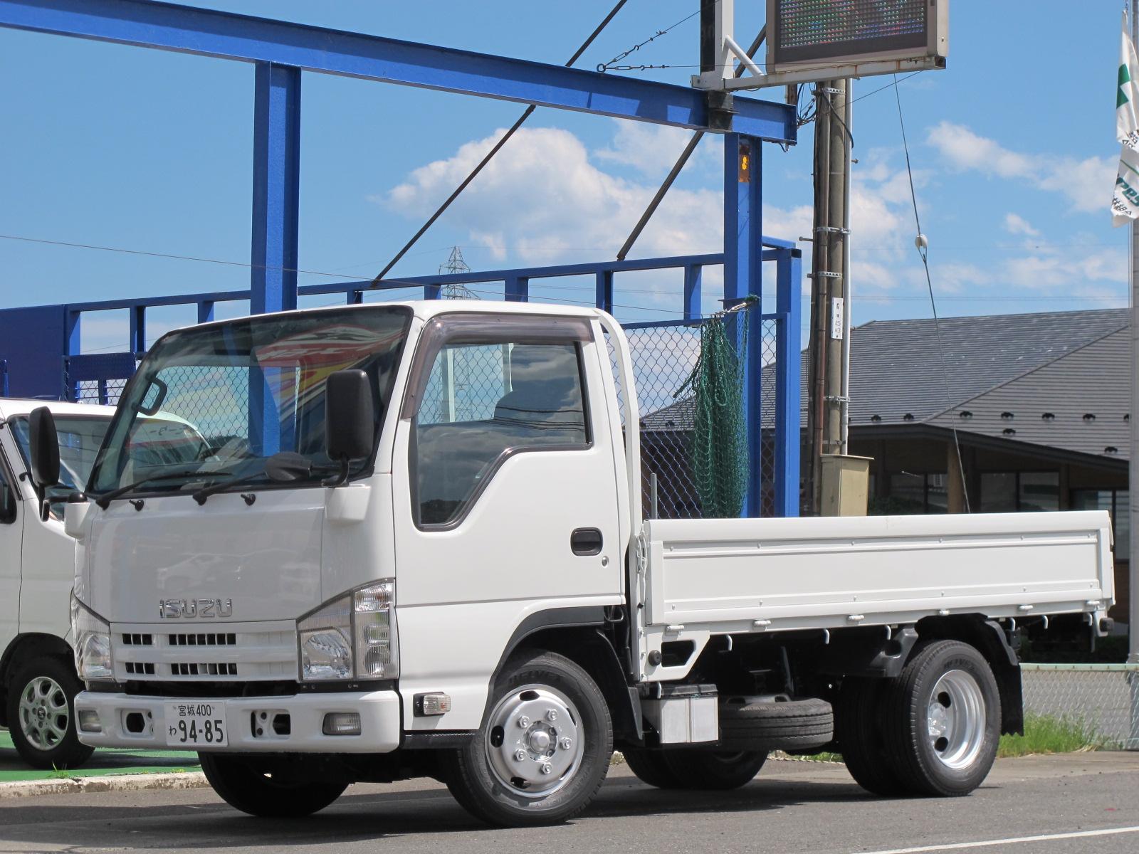 エルフ 2tトラック(MT)