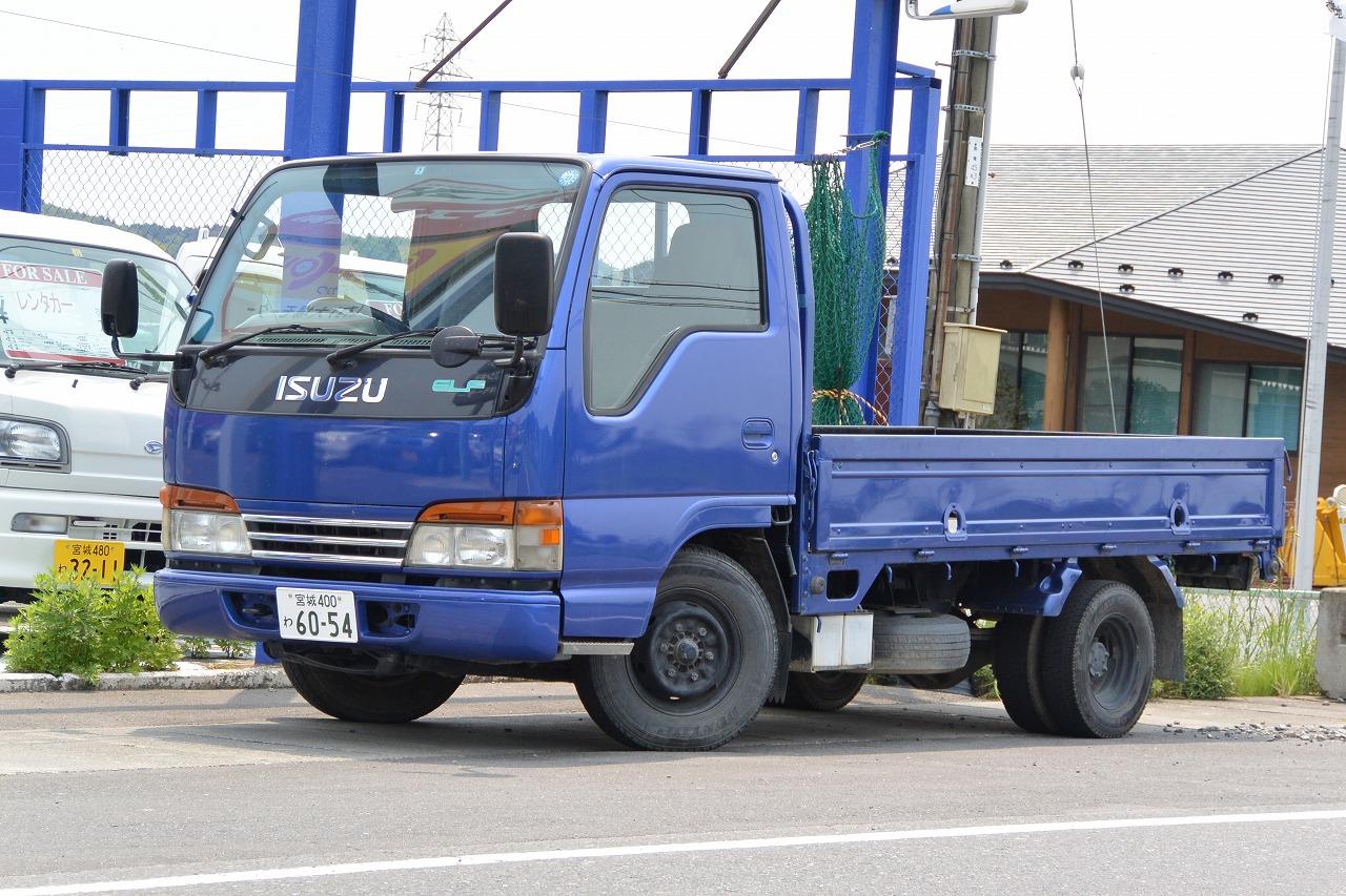 エルフ 2tトラック
